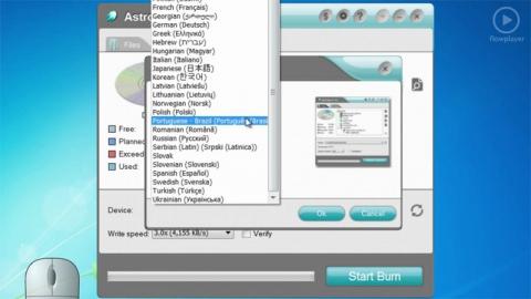 Как записать диск с помощью Daemon Tools Lite