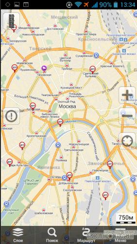 как установить яндекс карты на андроид