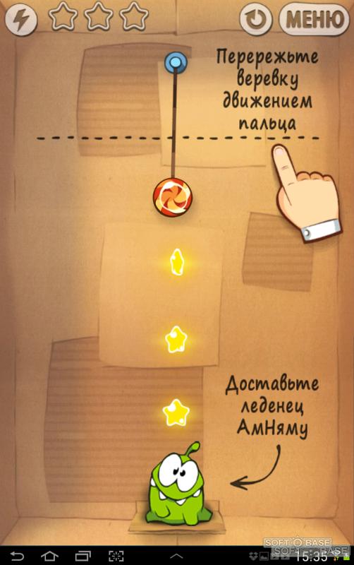 Скачать игру на андроид ням ням 3