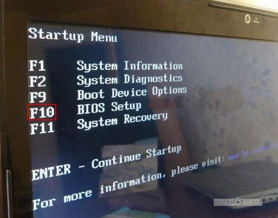 как вернуть на ноутбуке стандартную винду после обновления до 10 10 не включается